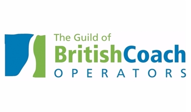 We are now a member of the Guild of British Coach Operators