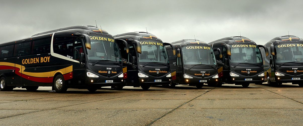 Coach Hire Hertfordshire